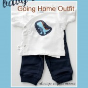 Baby's Going Home Outfit