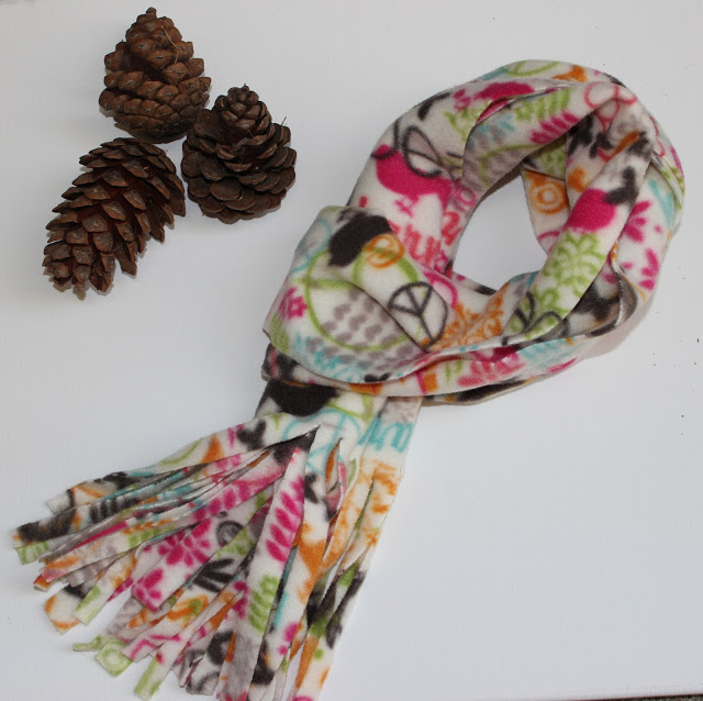 15 Minute Scarf