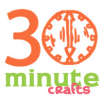 30 Minute Crafts Button