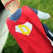 Fast Super Hero Cape