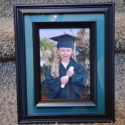 Dollar Store 3d Picture Frame - Dollar Store Crafts
