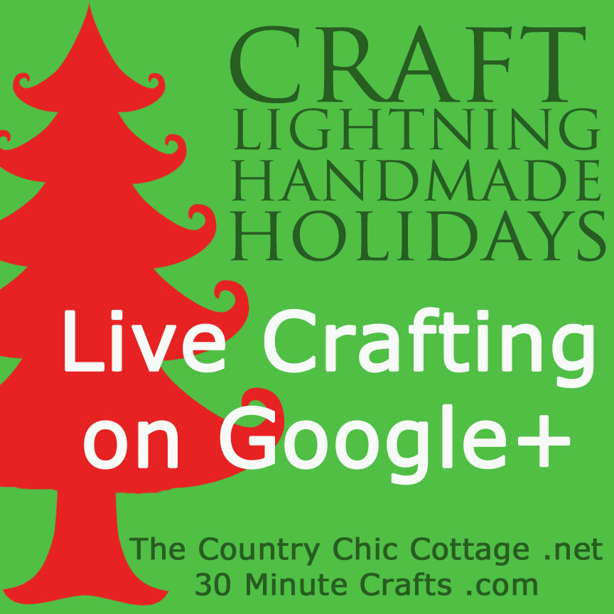 Craft Lightning Holidays Live