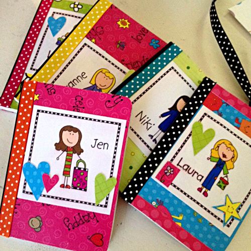 DIY-cute-mini-notebooks - 100 Directions