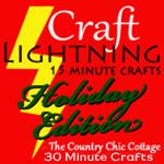 craft lightning holiday