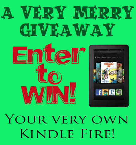 enter to win a kindle fire