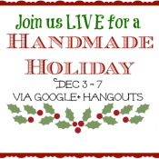 handmade holiday google hangouts