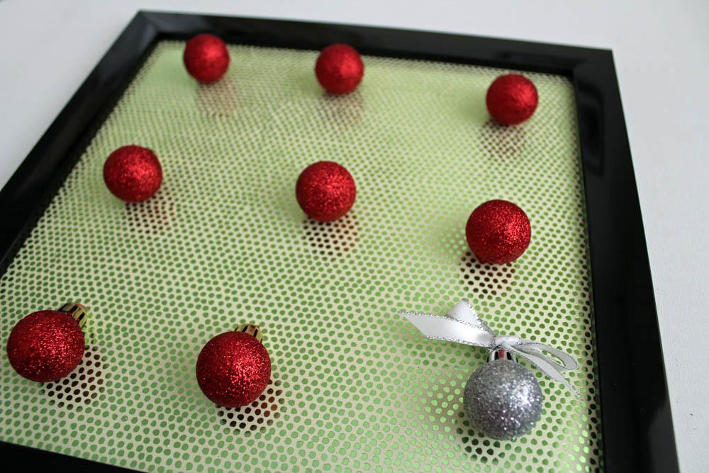 Holiday Ornament Specimen Art 30 Minute Crafts