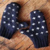 Make Sweater Mittens - A Beautiful Mess