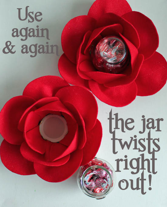 use jar rose again and agai