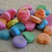 Conversation Heart Jewelry - Craft Test Dummies