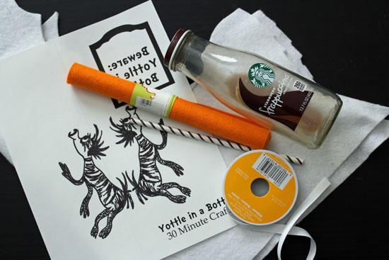 Yottle in Bottle Supplies