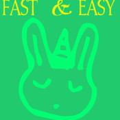 25 Fast and Easy Bunny Crafts on 30 Minute Crafts dot com