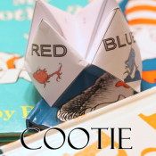 dr seuss cootie catcher - the country chic cottage