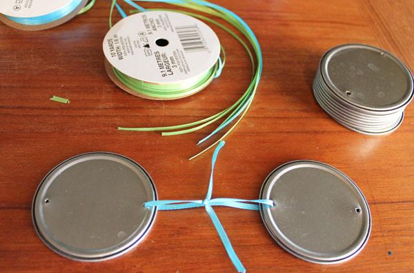 tie together lids