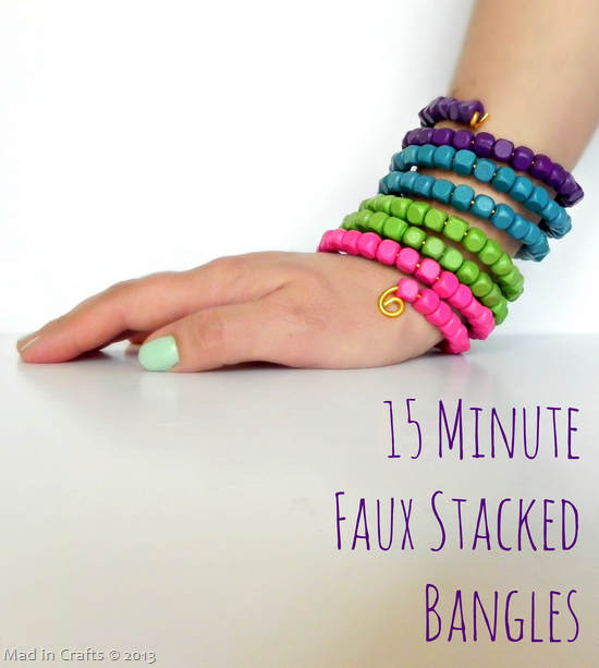15-minute-faux-stacked-bangles - mad in crafts