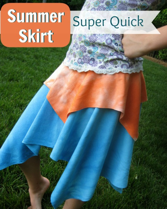 Summer-Skirt - The Sewing Loft Blog