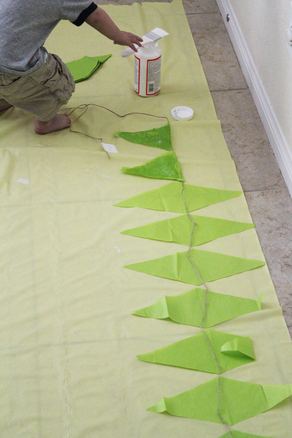 line up pennants