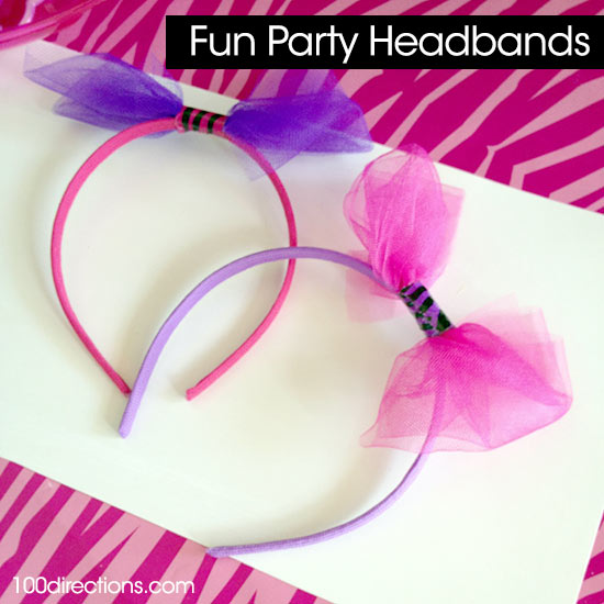 party-headbands - 100 directions