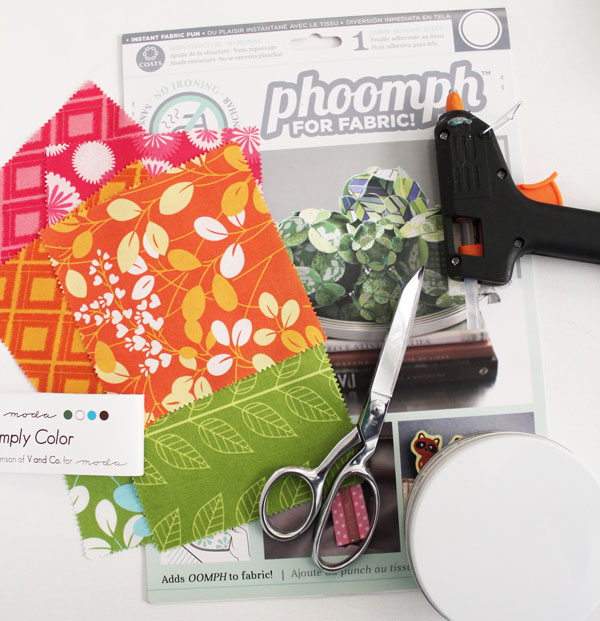 supplies for phoomph flower box