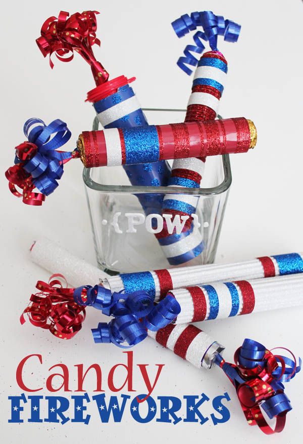 Candy Fireworks
