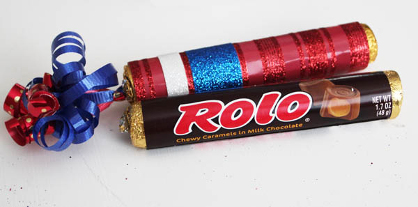 before and after rollo becomes a candy firework