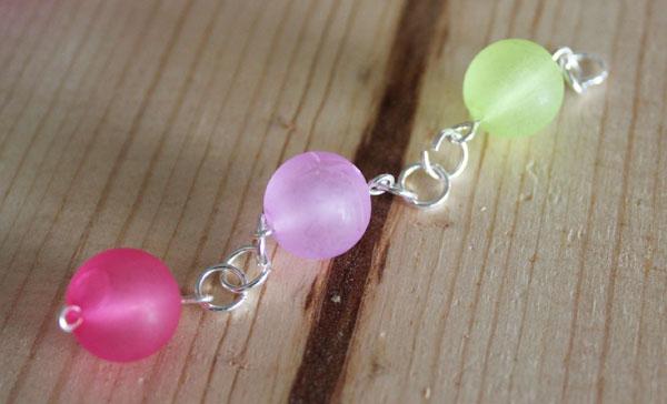 make chain of beads