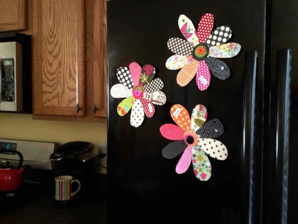 Giant Flower Magnet - Laura Kelly Designs