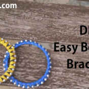 Simple Bracelet - Cute DIYs