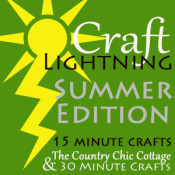 craft lightning summer edition button