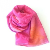 5 minute scarf - crafty mummy