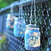 Mason Jar Lantern - Suburble