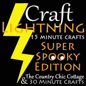 Craft Lightening - Halloween Crafts