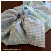 origami bag at crafty mummy