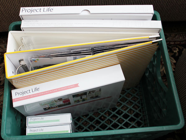 project life crate