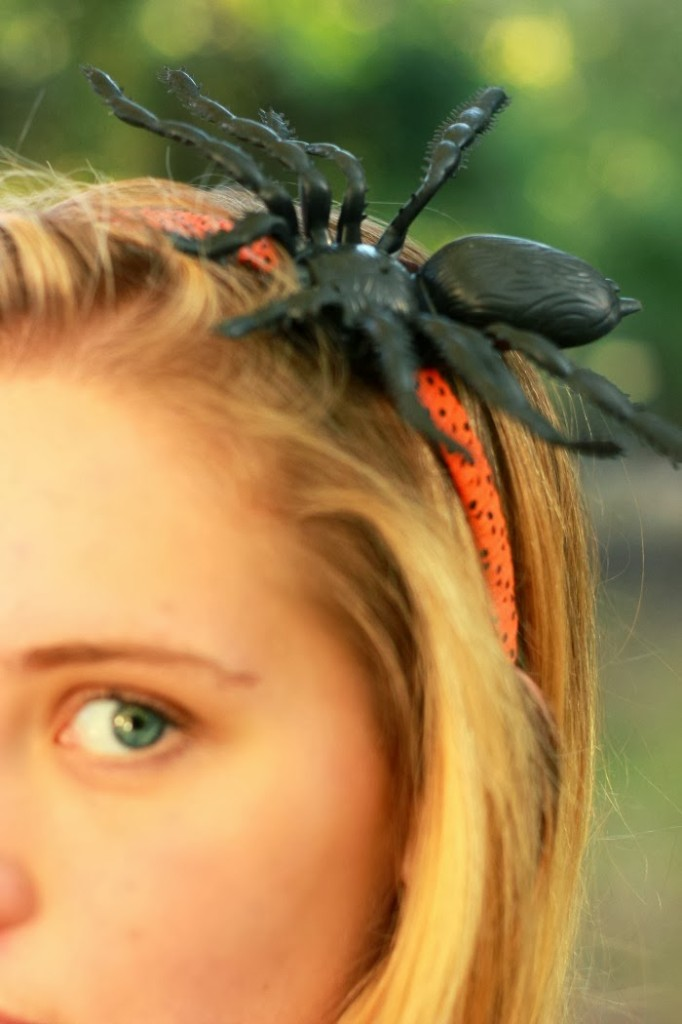 Along Came a Spider Headband - Sew Country Chick