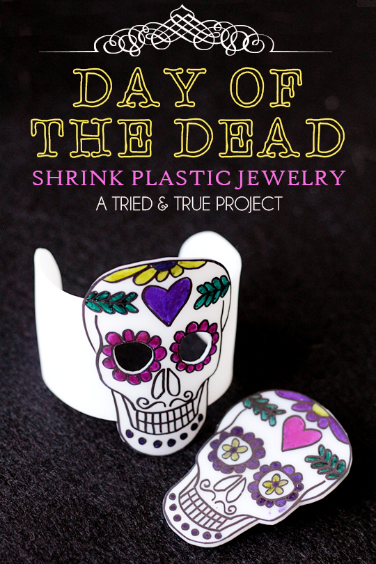 Day of the Dead Jewelry - Gerbera Designs