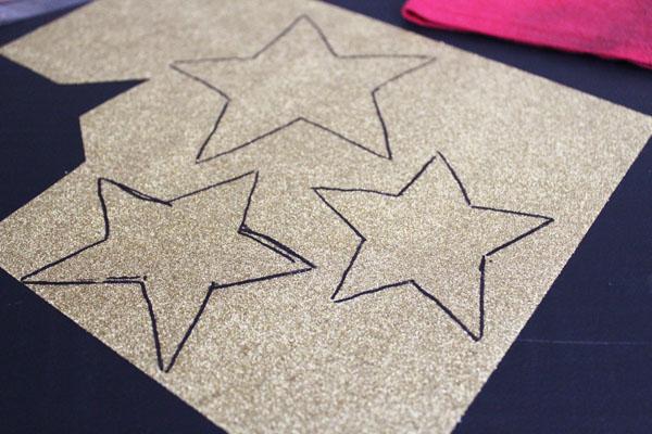 draw on stars