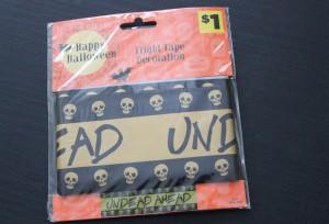 Undead Caution Tape