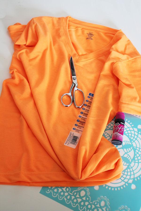 shirt bag supplies