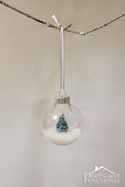 Mini Tree Ornament - Practically Functional