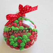 M&M Ornament