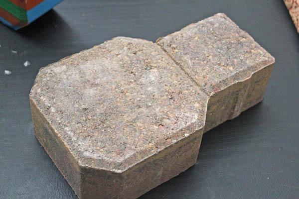 Bricks for Ornaments