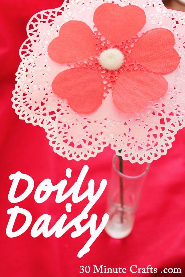 Doily Daisy