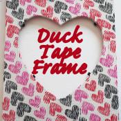 Duck Tape Frame