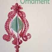 Sizzix Ornament