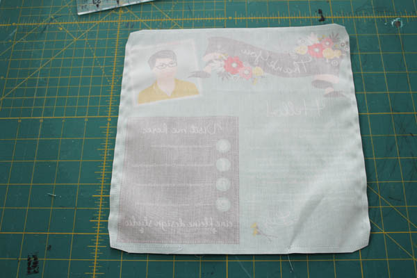 stitch and clip pocket