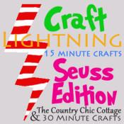 Craft Lightning Seuss Edition