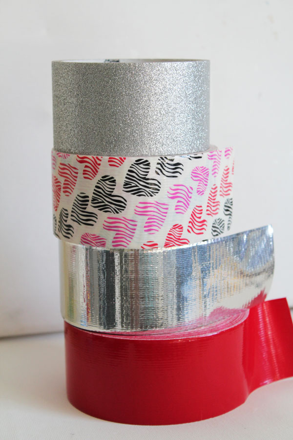 Duck Tape for Mailbox