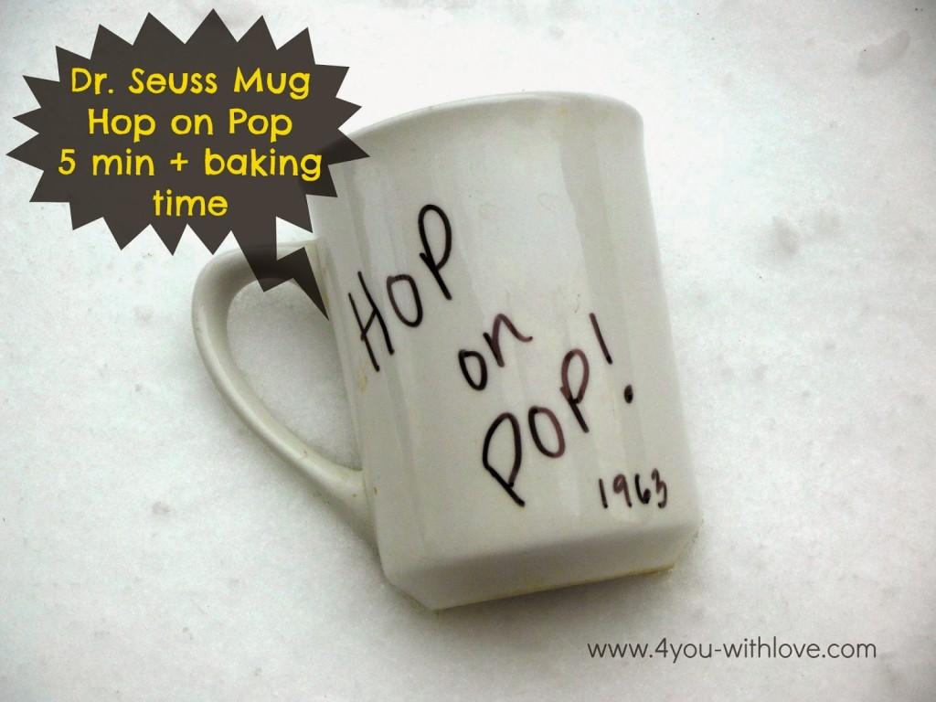 Hop on Pop Mug