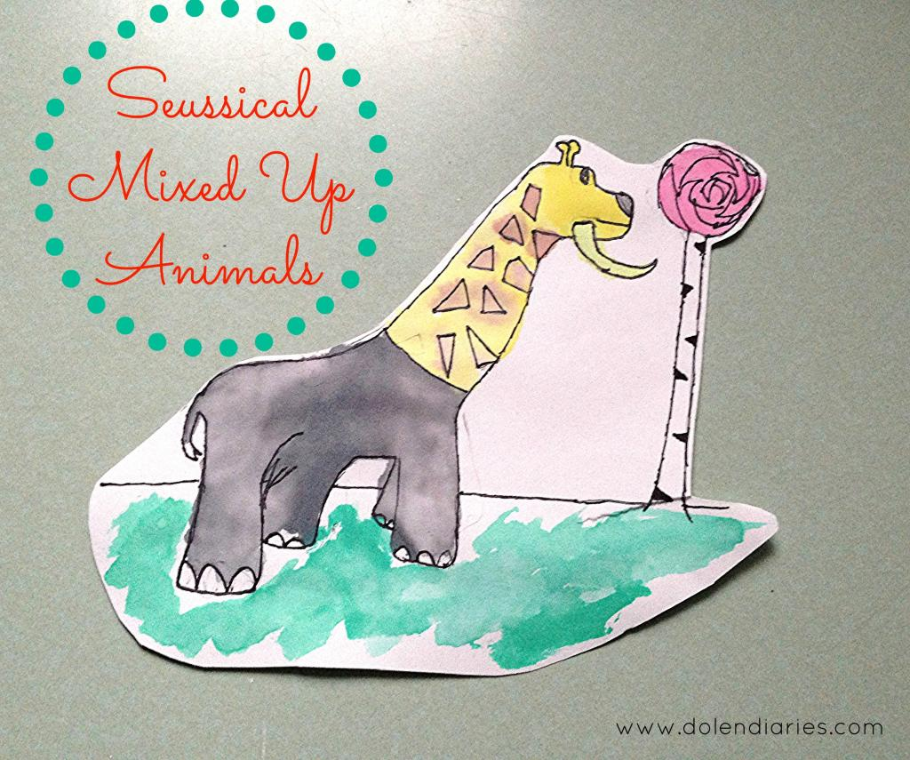 Mixed Up Animals